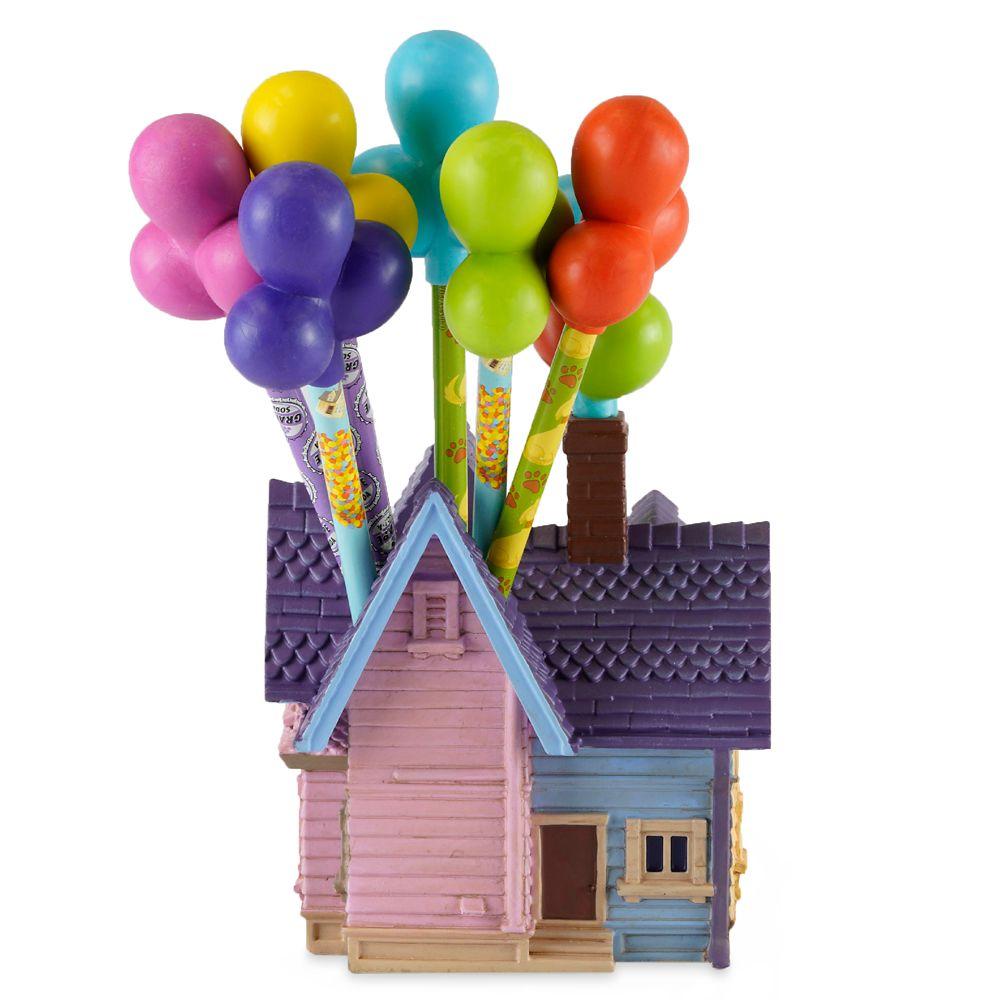 Up House Pencil Holder Set