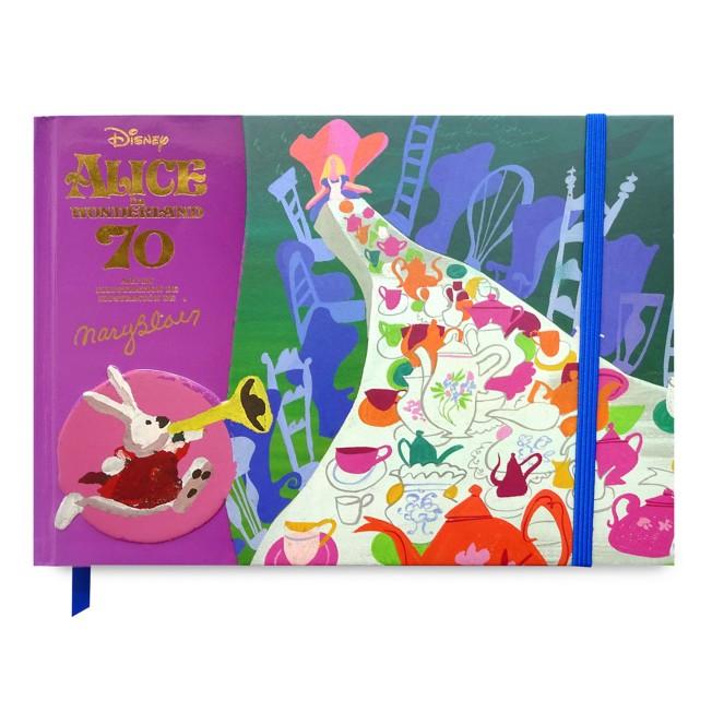 Alice in Wonderland by Mary Blair Sketchbook