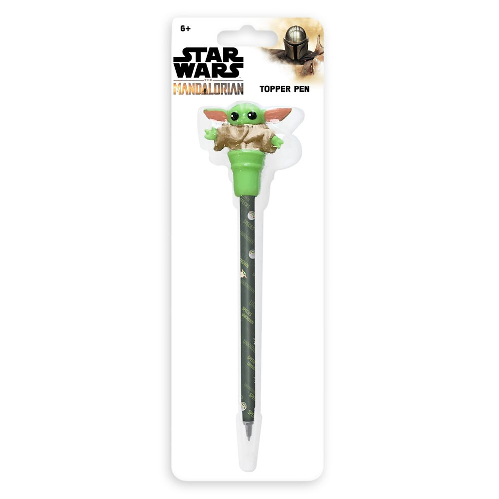 The Child Topper Pen – Star Wars: The Mandalorian