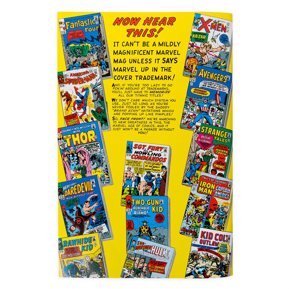 Spider-Man Amazing Fantasy #15 Replica Journal