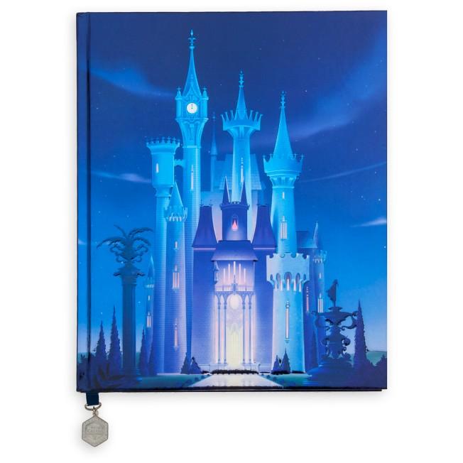 Cinderella Castle Journal – Disney Castle Collection – Limited Release