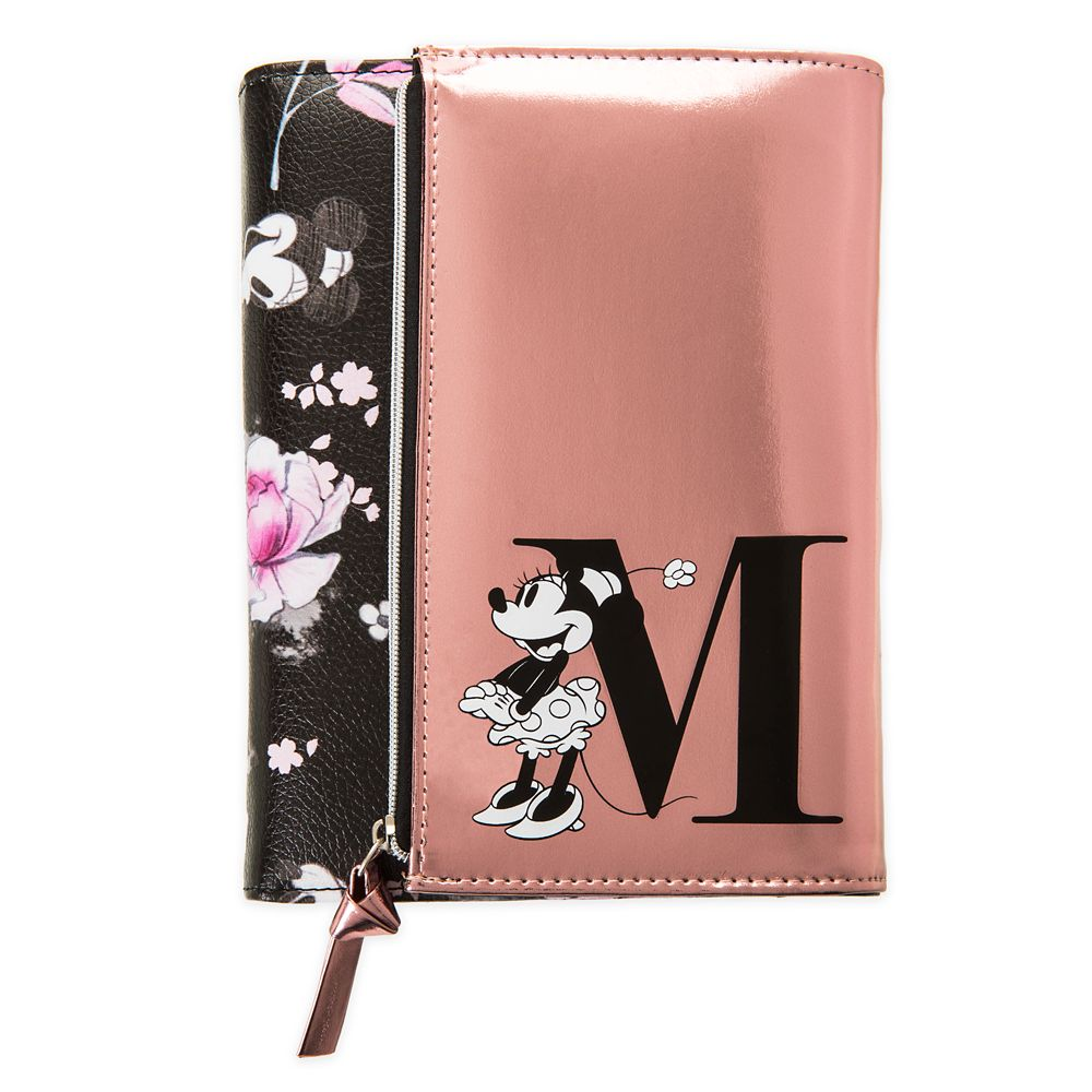 Minnie Mouse Floral Journal