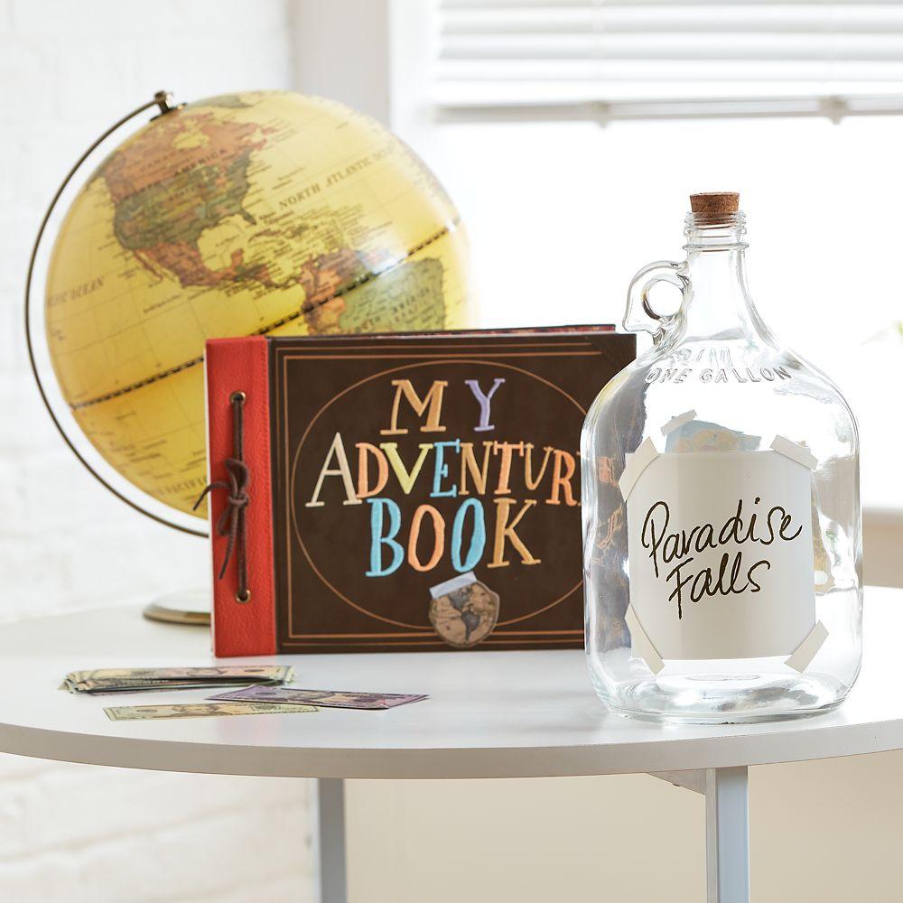 ''My Adventure Book'' Replica Journal – Up
