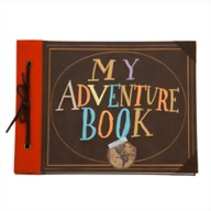 ''My Adventure Book'' Replica Journal – Up