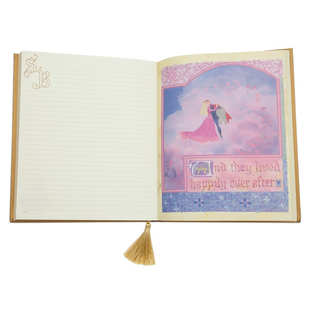 Sleeping Beauty Storybook Replica Journal