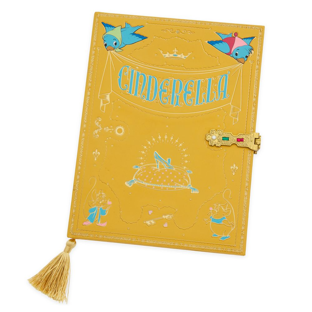 Cinderella Storybook Replica Journal
