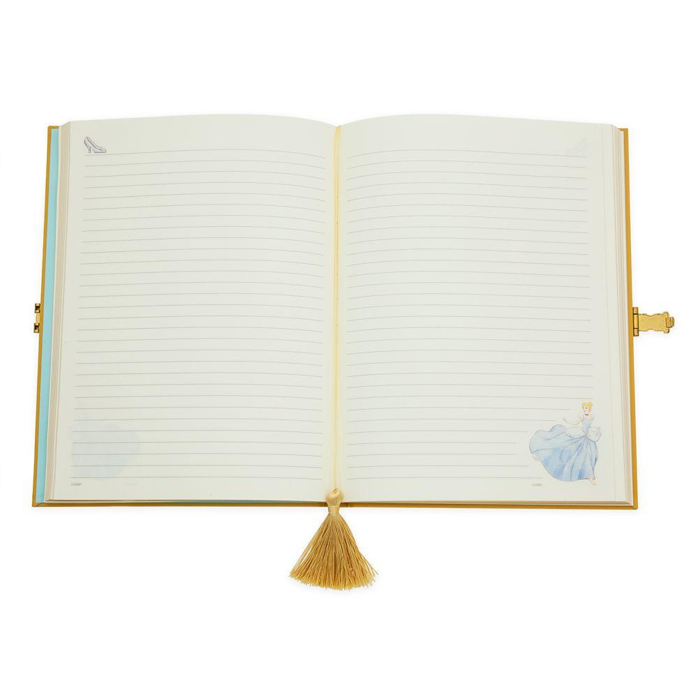 Cinderella Storybook Replica Journal