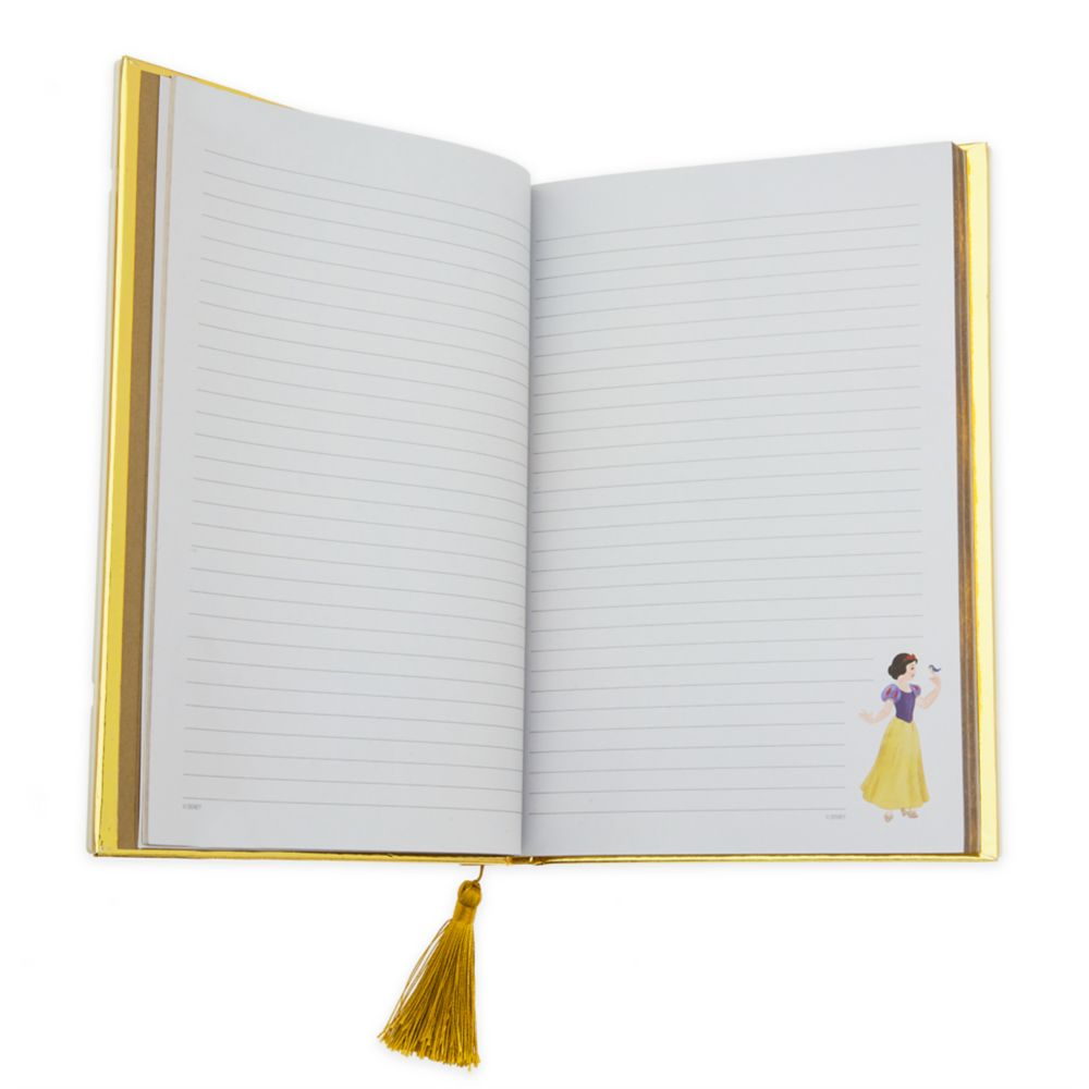 Snow White and the Seven Dwarfs Storybook Replica Journal