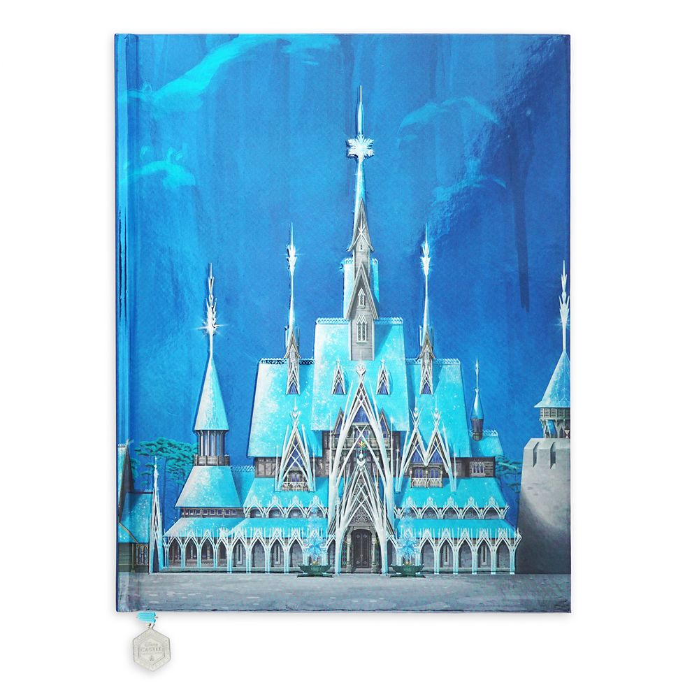 Frozen Castle Journal – Disney Castle Collection – Limited Release