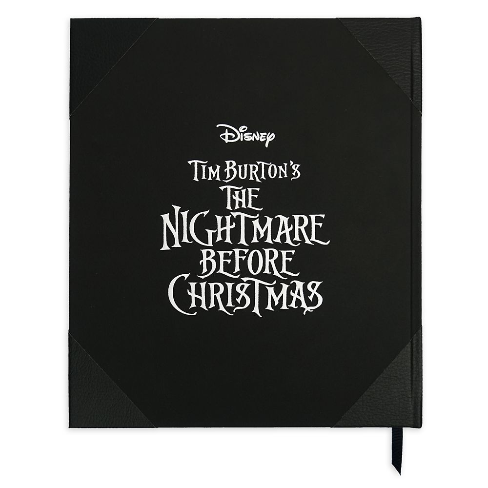 The Nightmare Before Christmas Journal