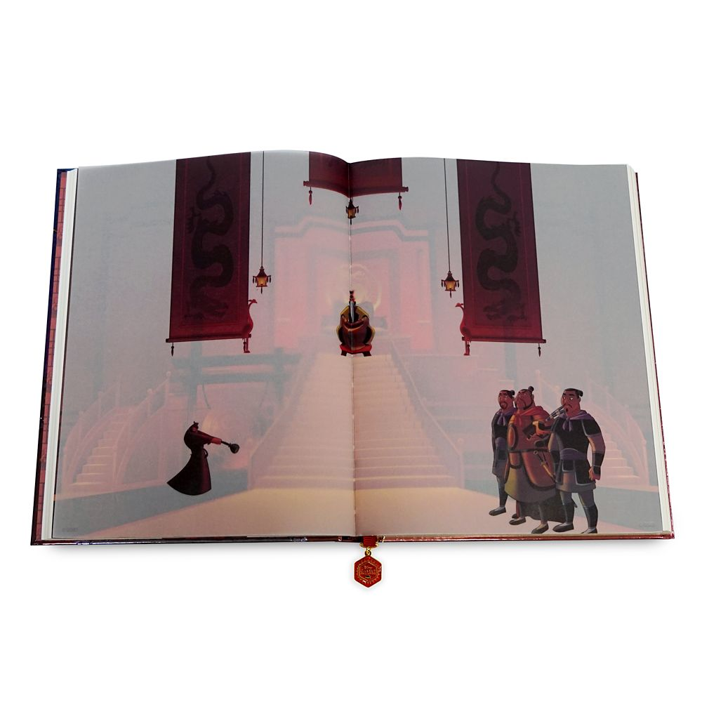 Mulan Imperial Palace Journal – Disney Castle Collection – Limited Release