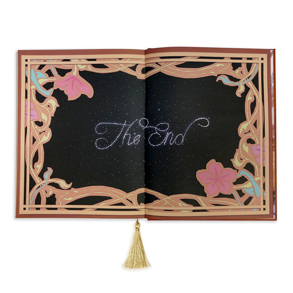 Enchanted Storybook Replica Journal