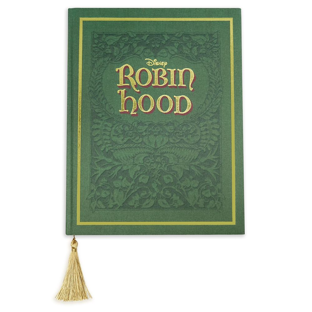 Robin Hood Storybook Replica Journal
