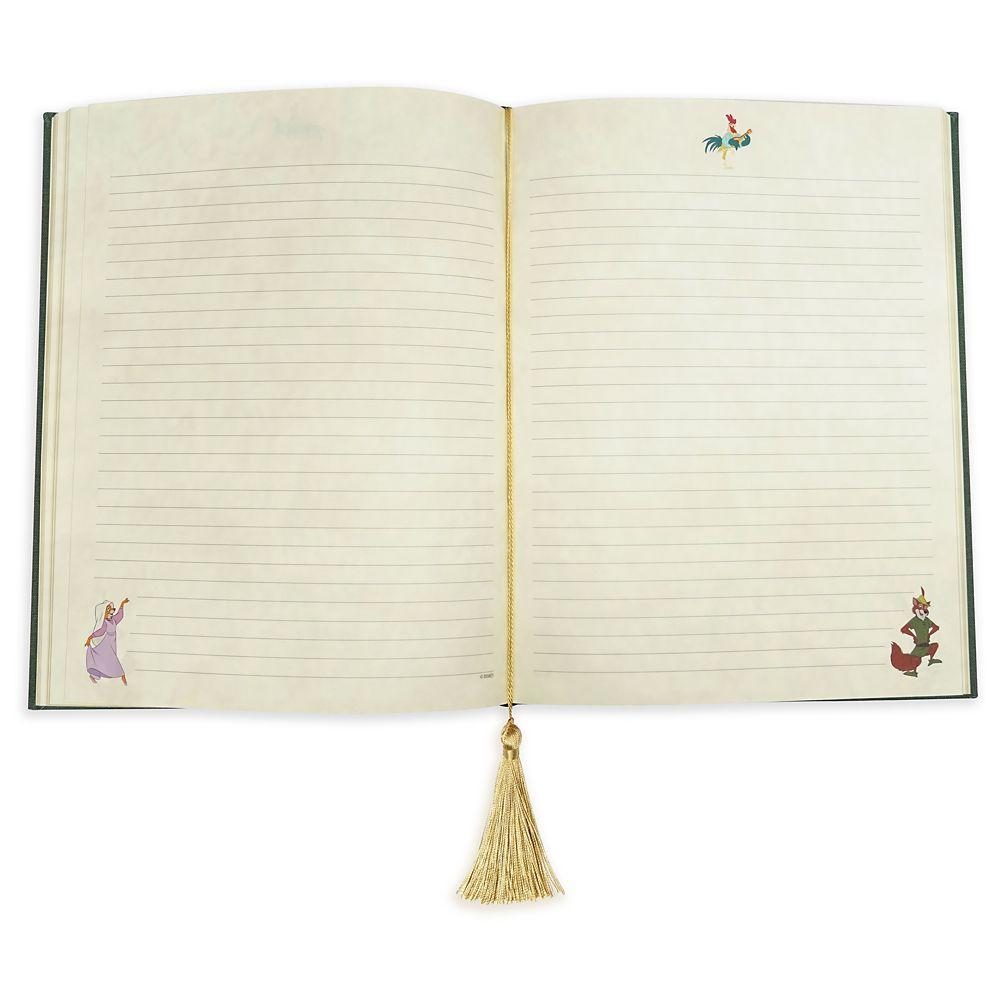 Robin Hood Storybook Replica Journal