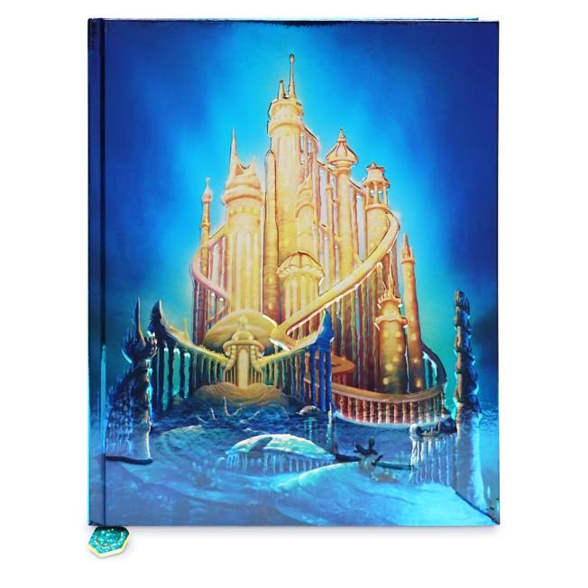 Ariel Castle Journal – The Little Mermaid – Disney Castle Collection – Limited Release