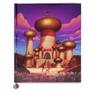 Jasmine Castle Journal – Aladdin – Disney Castle Collection – Limited Release