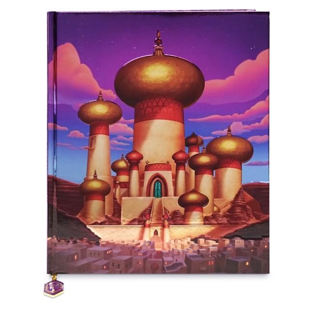 Jasmine Castle Journal – Aladdin – Disney Castle Collection – Limited Release