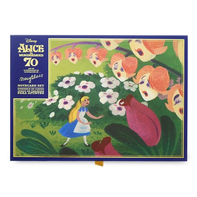 Alice in Wonderland by Mary Blair Notecard Set