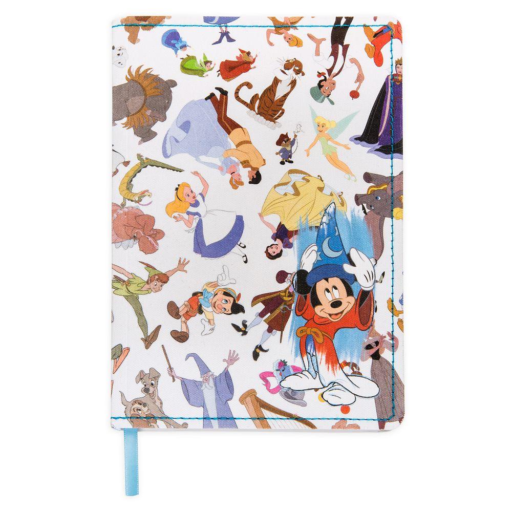 Disney Ink & Paint Journal