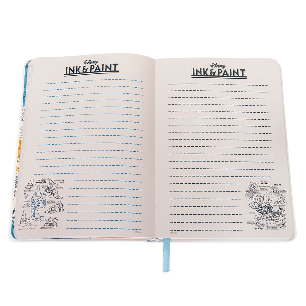 Disney Ink & Paint Journal