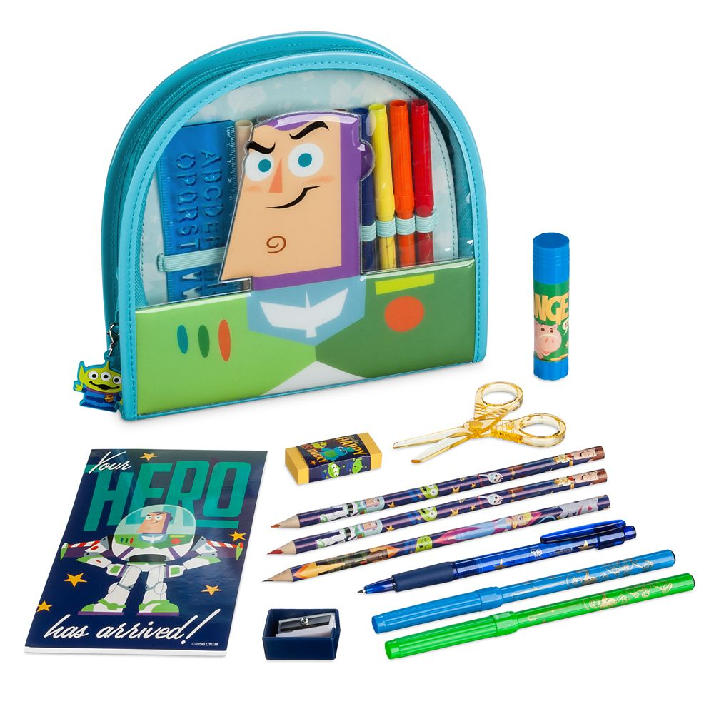 Toy Story Zip-Up Stationery Kit