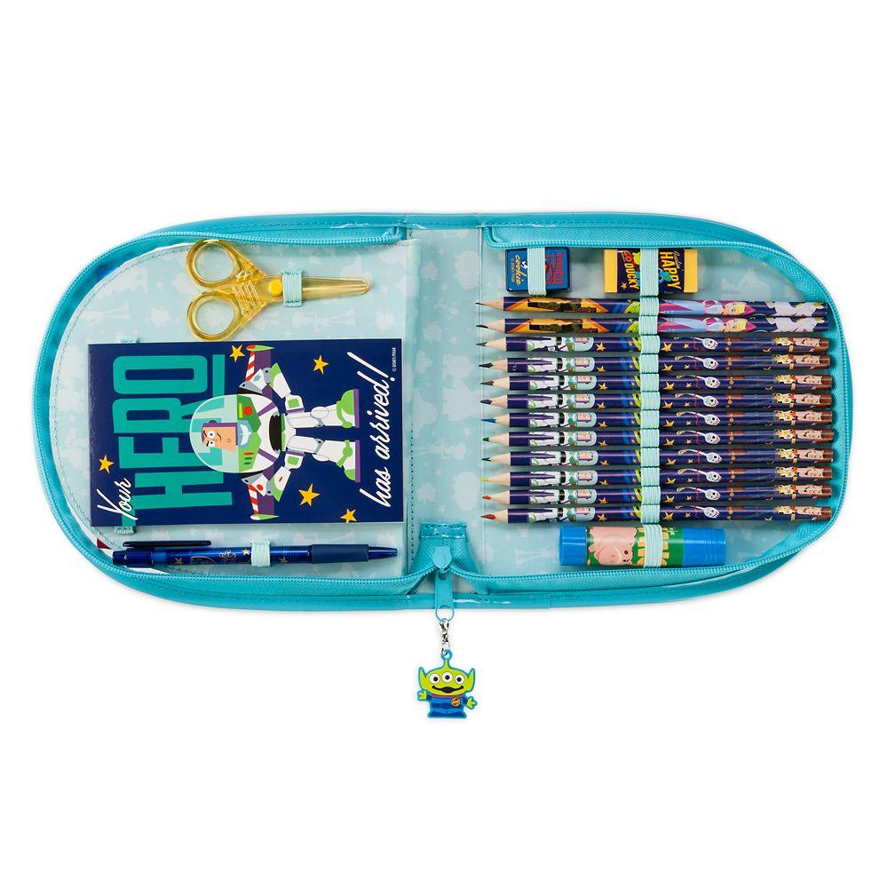 Toy Story Zip-Up Stationery Kit