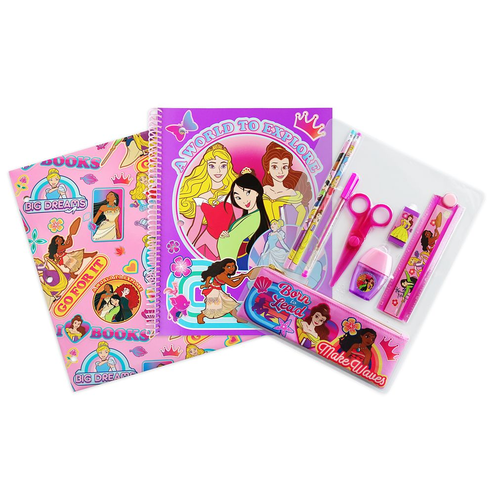 Disney Princess Stationery Supply Kit