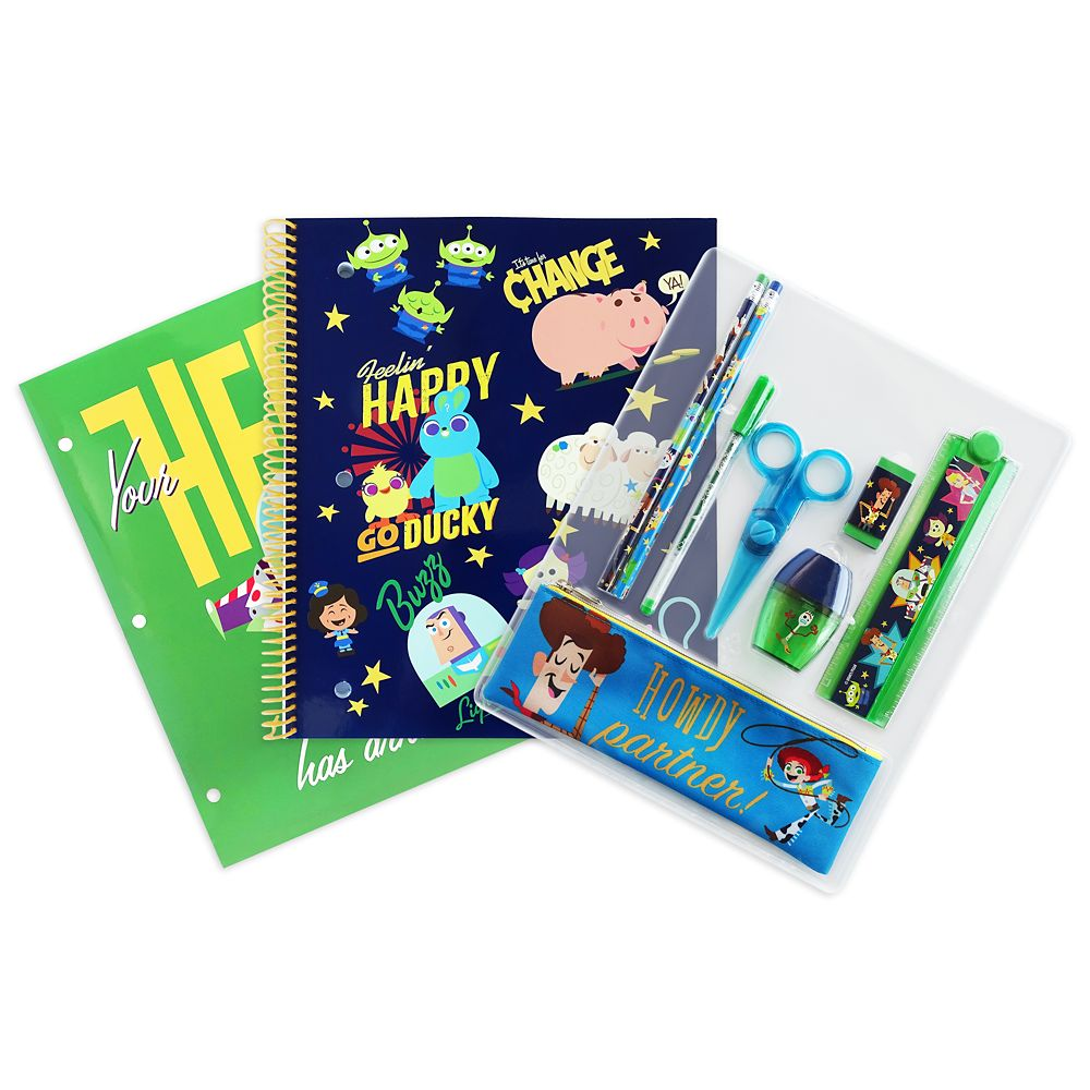 Toy Story Stationery Supply Kit