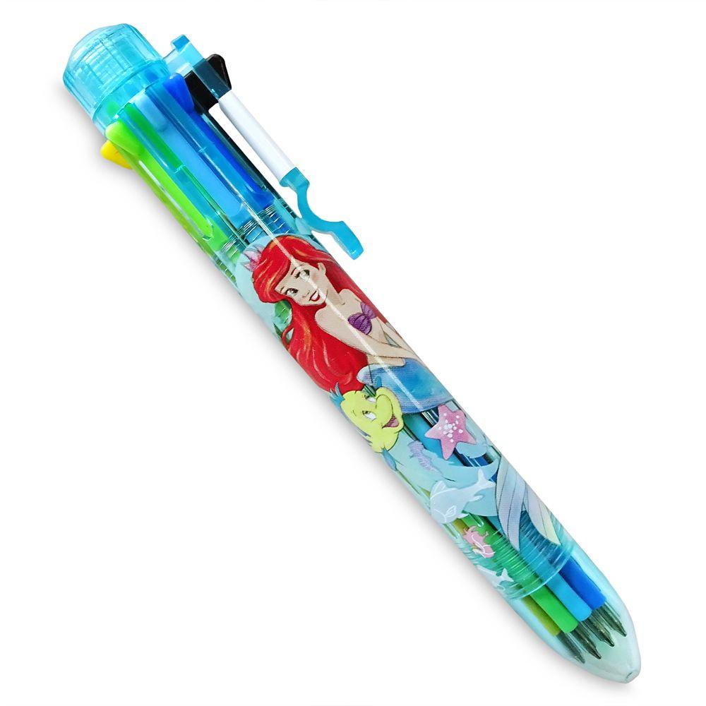 The Little Mermaid Multicolor Pen