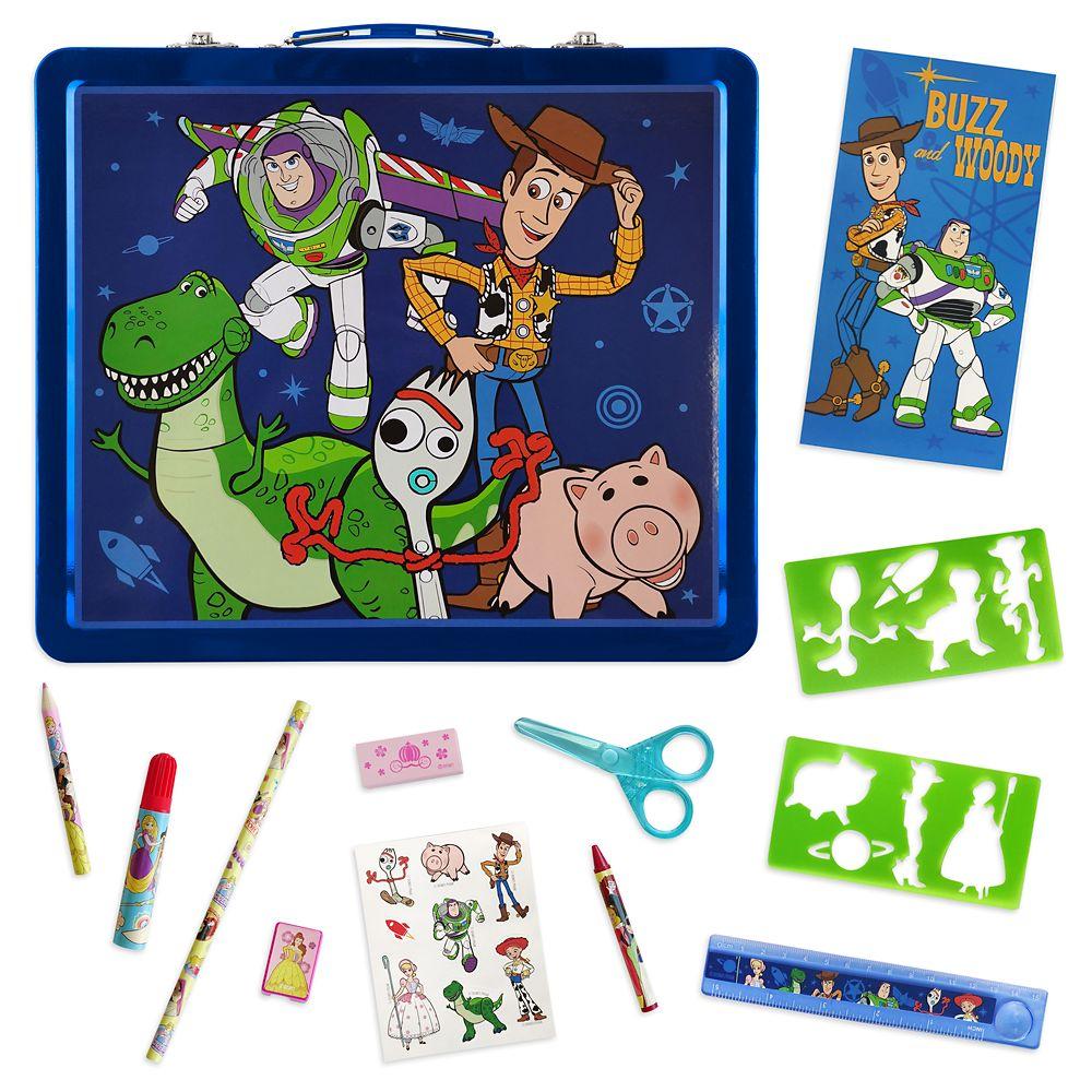 Toy Story Tin Art Kit