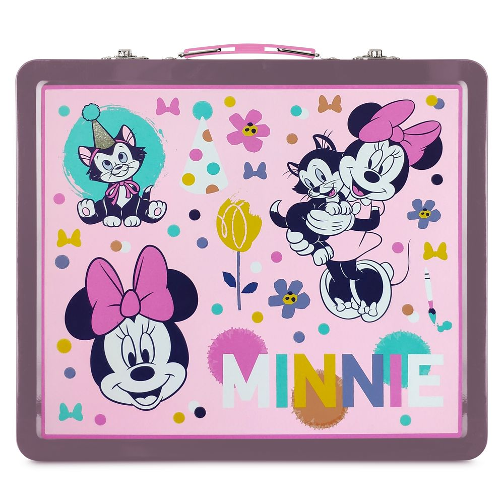 Minnie Mouse Tin Art Kit