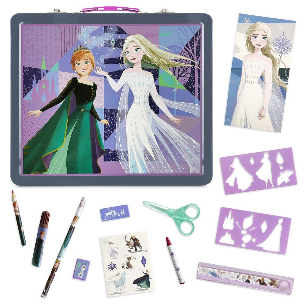 Frozen 2 Tin Art Kit