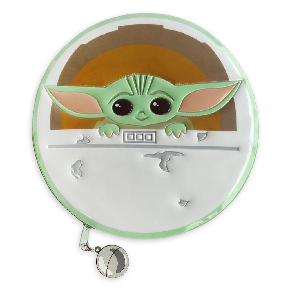 The Child Zip-Up Stationery Kit – Star Wars: The Mandalorian
