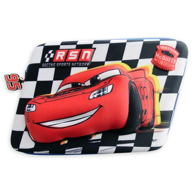 Lightning McQueen Zip-Up Stationery Kit – Cars