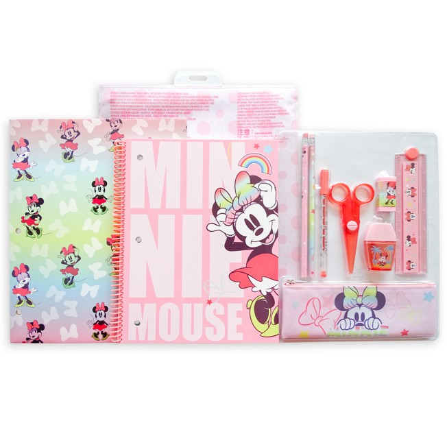 Minnie Mouse Supply Kit