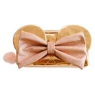 Minnie Mouse Rose Gold Pencil Case