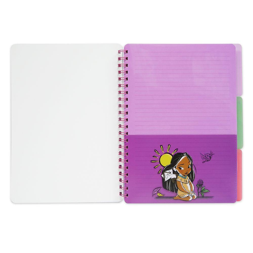 Disney Animators' Collection Notebook and Folder Set