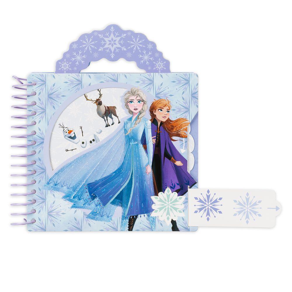Frozen 2 Activity Book