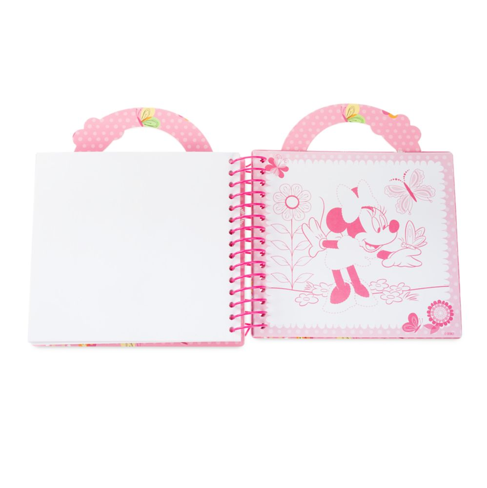Minnie Mouse Activity Book