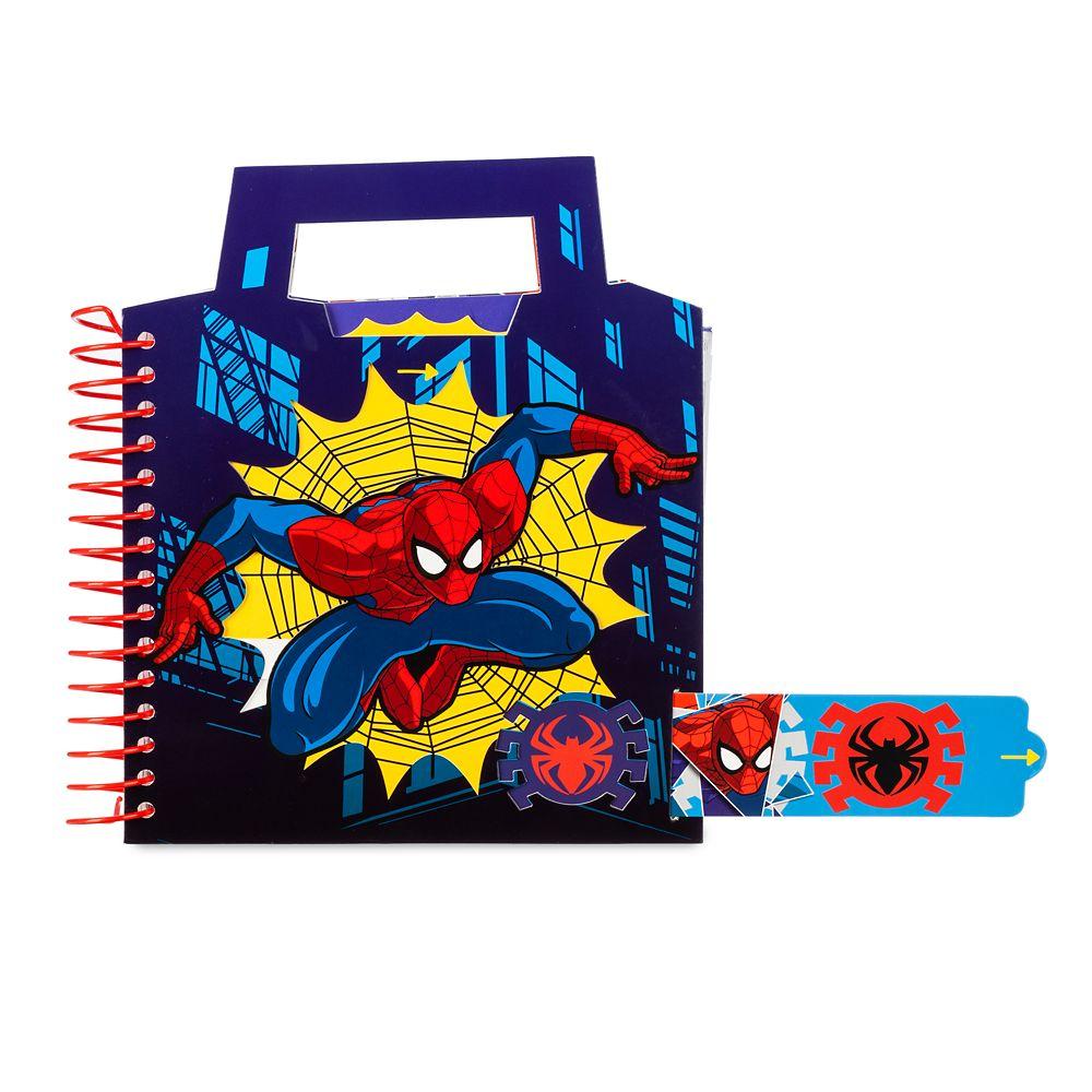 Spider-Man Activity Book