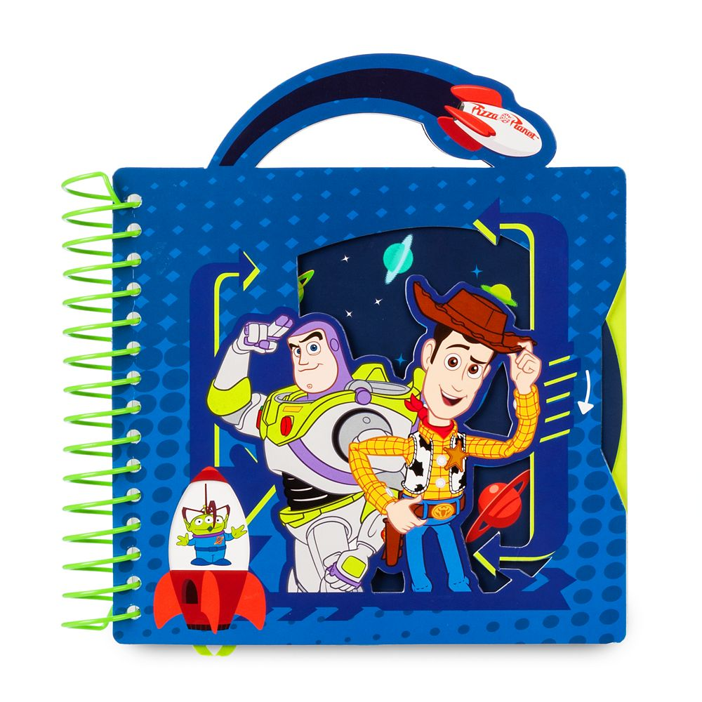 Toy Story Activity Book