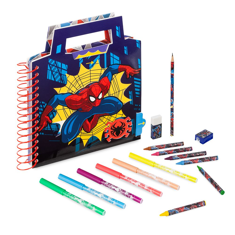 Spider-Man Activity Kit