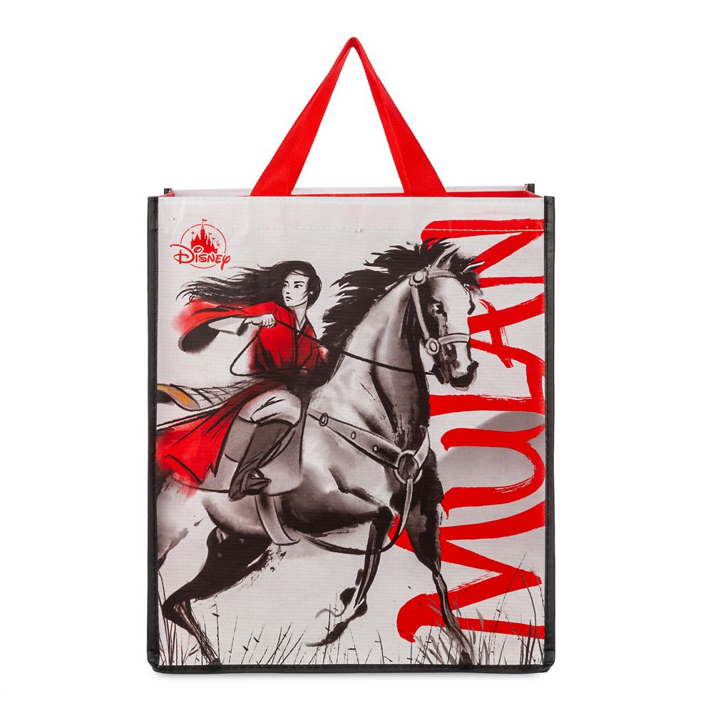 Mulan Reusable Tote – Live Action Film