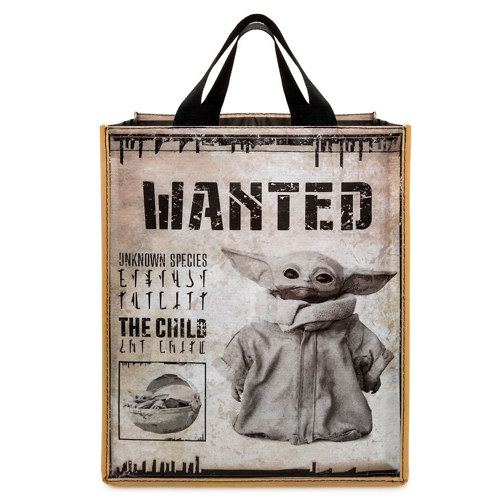 The Child Reusable Tote – Star Wars: The Mandalorian