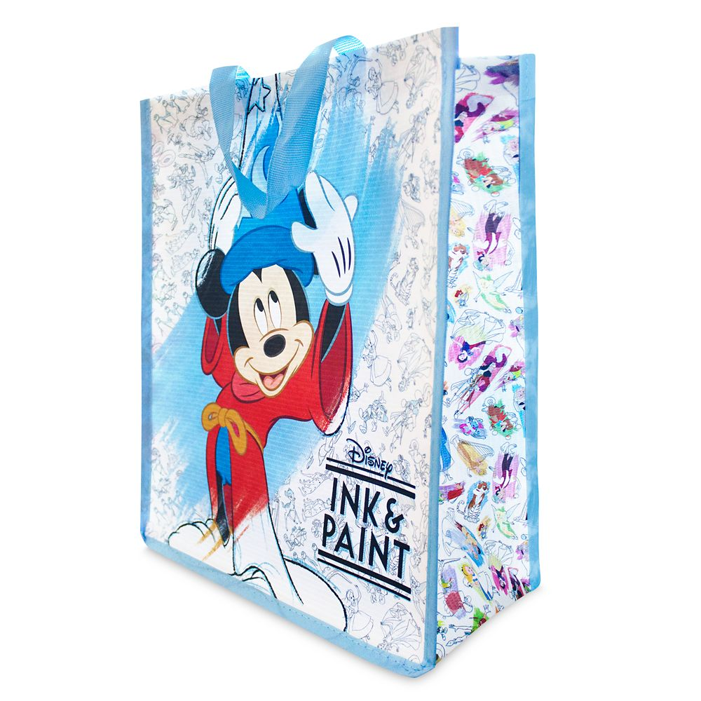 Disney Ink & Paint Collection Reusable Tote