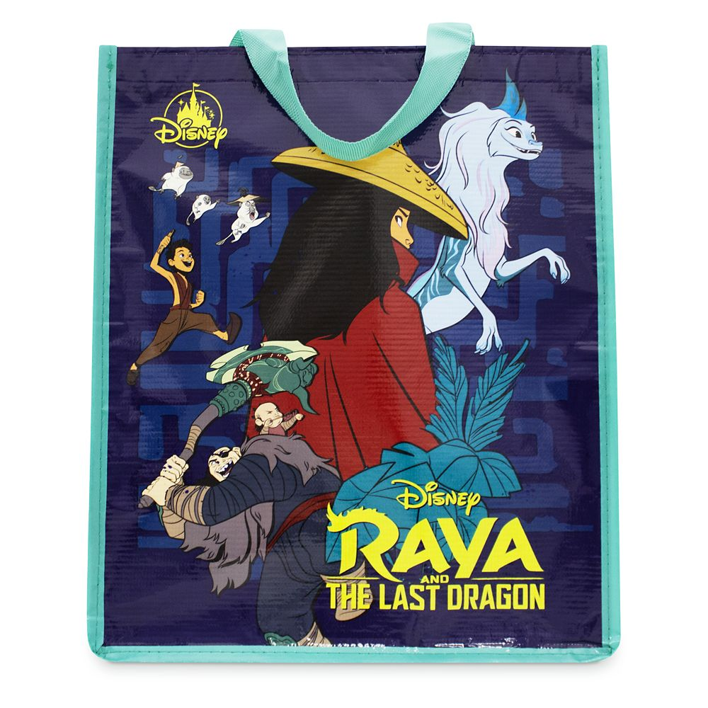 Raya and the Last Dragon Reusable Tote