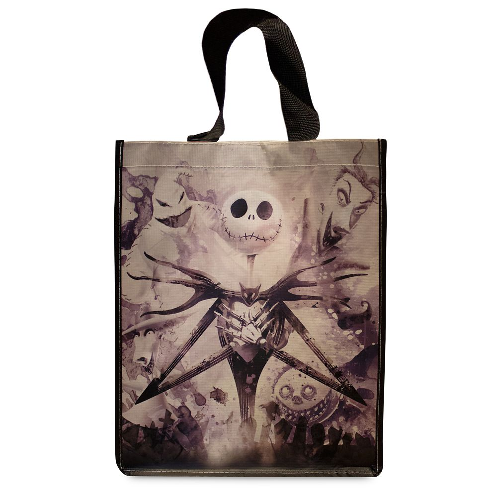 Tim Burton's The Nightmare Before Christmas Reusable Tote