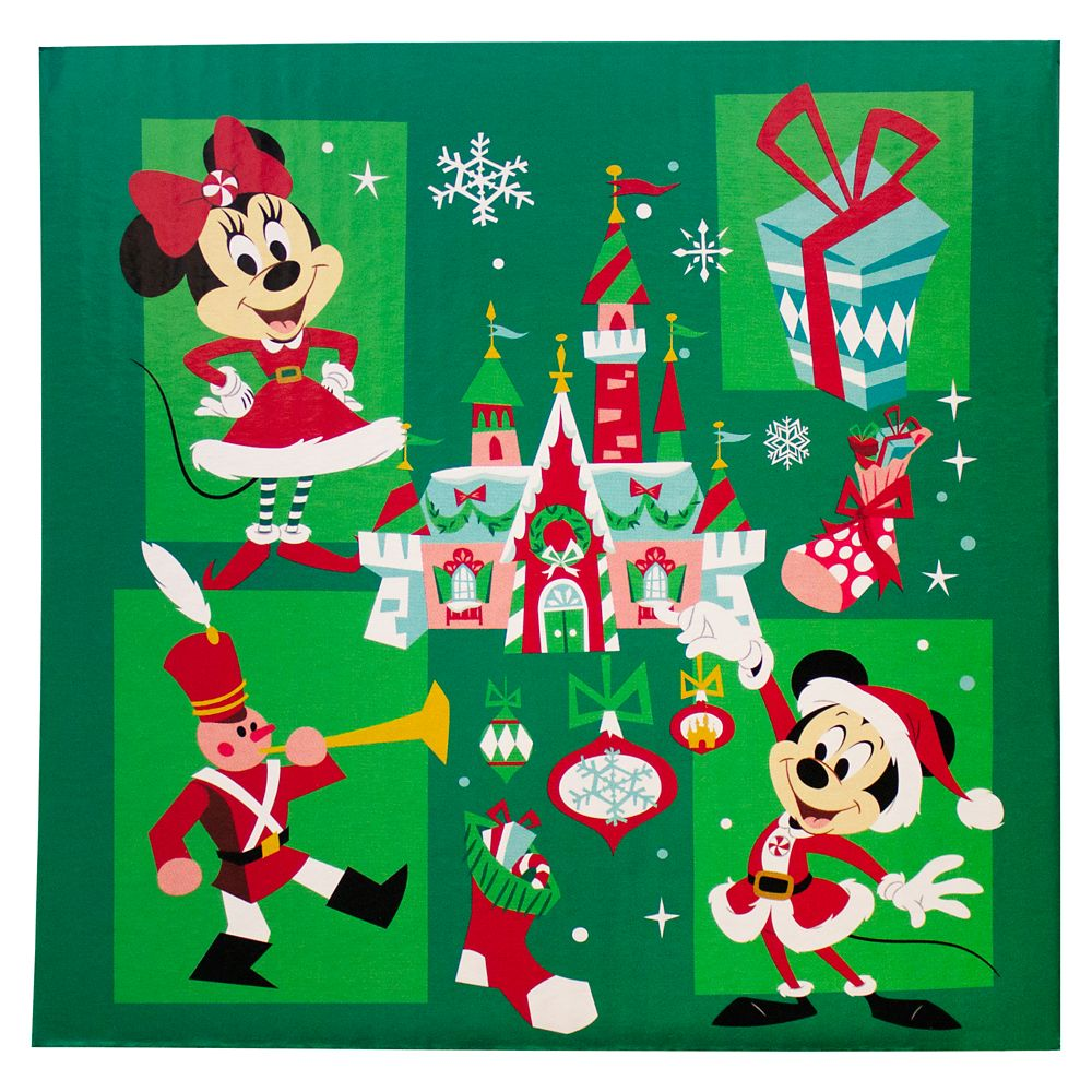Mickey and Minnie Mouse Holiday Gift Box – Mug Size