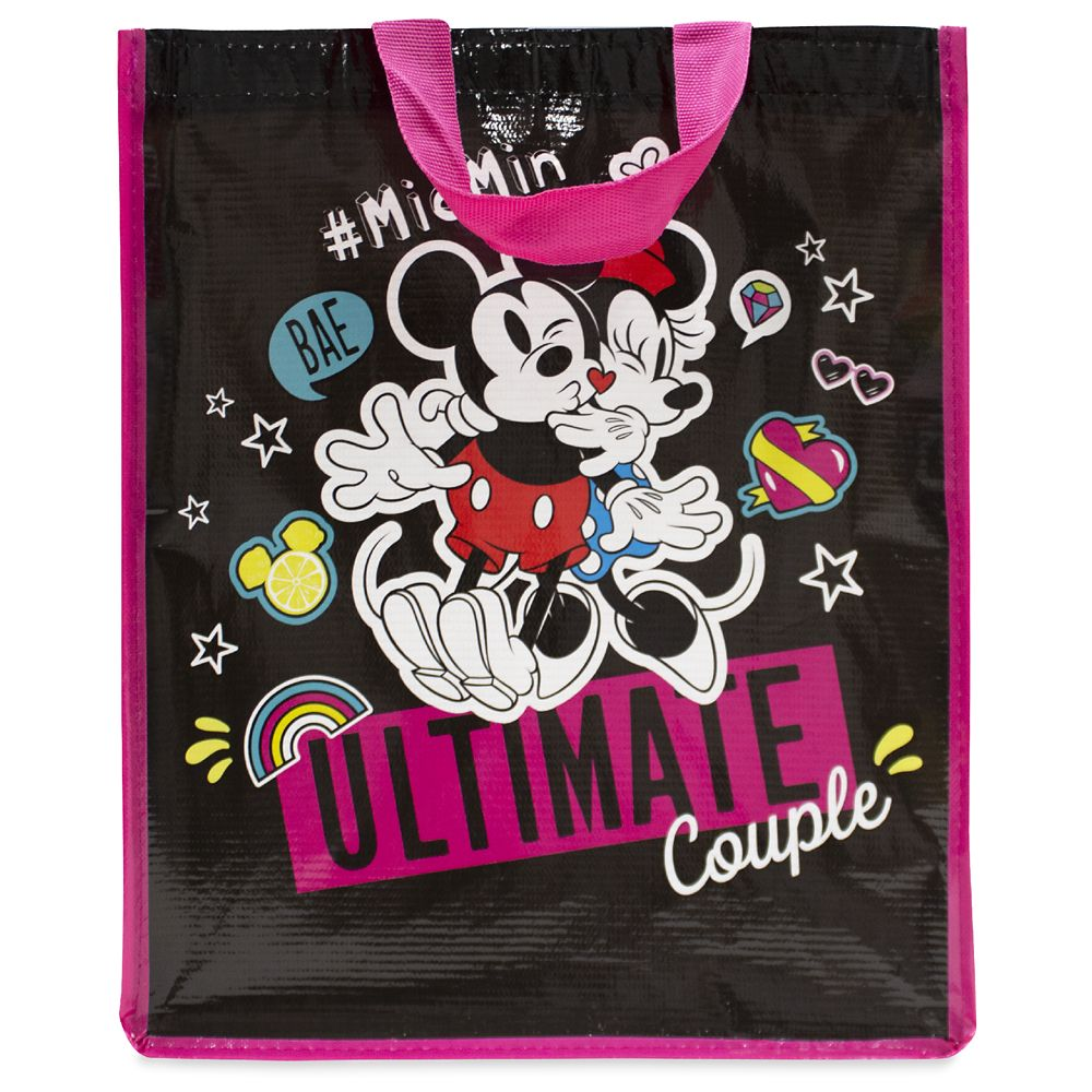 Mickey and Minnie Mouse ''The Ultimate Couple'' Reusable Tote