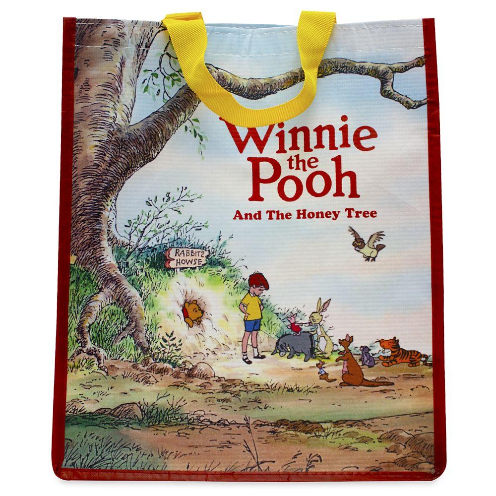 Winnie the Pooh Anniversary Reusable Tote